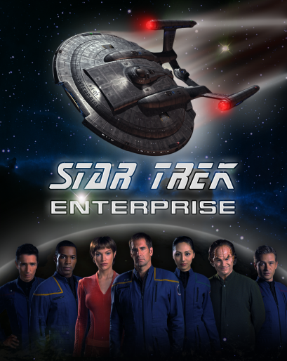 Image result for STAR TREK ENTERPRISE LOGO