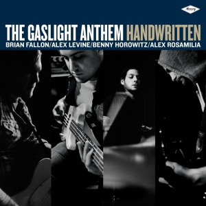 Gaslight-Anthem-Handwritten
